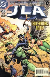 Cover Thumbnail for JLA (DC, 1997 series) #71