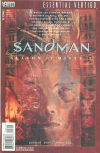 Cover Thumbnail for Essential Vertigo: The Sandman (DC, 1996 series) #23