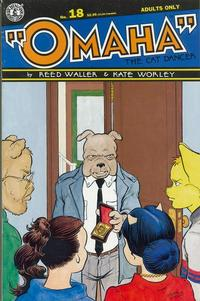Cover Thumbnail for Omaha the Cat Dancer (Kitchen Sink Press, 1986 series) #18