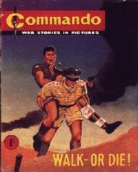 Cover Thumbnail for Commando (D.C. Thomson, 1961 series) #1