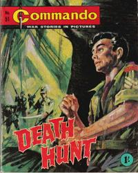 Cover Thumbnail for Commando (D.C. Thomson, 1961 series) #51