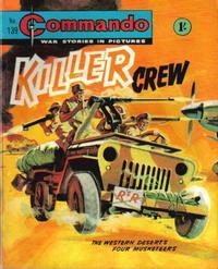 Cover Thumbnail for Commando (D.C. Thomson, 1961 series) #139