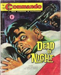 Cover Thumbnail for Commando (D.C. Thomson, 1961 series) #141