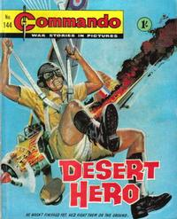 Cover Thumbnail for Commando (D.C. Thomson, 1961 series) #144