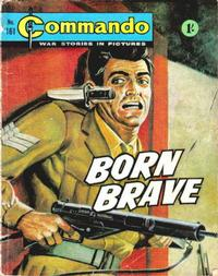 Cover Thumbnail for Commando (D.C. Thomson, 1961 series) #161