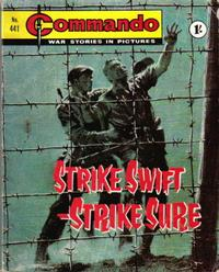 Cover Thumbnail for Commando (D.C. Thomson, 1961 series) #441