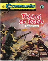 Cover Thumbnail for Commando (D.C. Thomson, 1961 series) #450