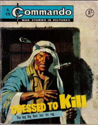 Cover Thumbnail for Commando (D.C. Thomson, 1961 series) #470
