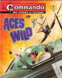 Cover Thumbnail for Commando (D.C. Thomson, 1961 series) #489