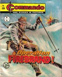 Cover Thumbnail for Commando (D.C. Thomson, 1961 series) #526