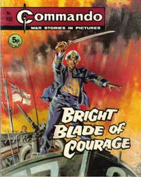 Cover Thumbnail for Commando (D.C. Thomson, 1961 series) #535