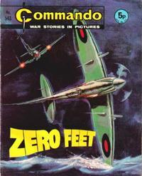 Cover Thumbnail for Commando (D.C. Thomson, 1961 series) #543