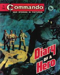 Cover Thumbnail for Commando (D.C. Thomson, 1961 series) #545