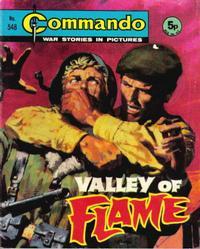 Cover Thumbnail for Commando (D.C. Thomson, 1961 series) #548
