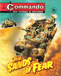 Cover Thumbnail for Commando (D.C. Thomson, 1961 series) #564