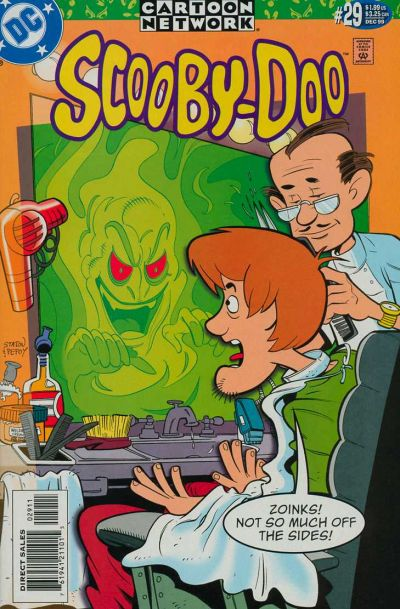 Cover for Scooby-Doo (DC, 1997 series) #29