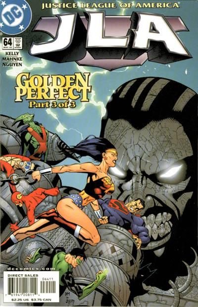 Cover for JLA (DC, 1997 series) #64
