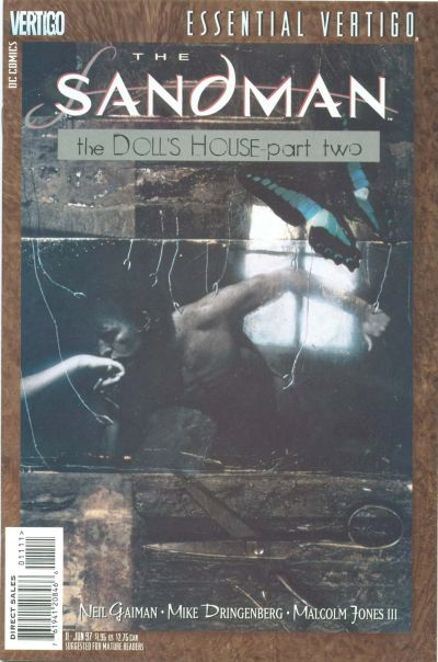 Cover for Essential Vertigo: The Sandman (DC, 1996 series) #11