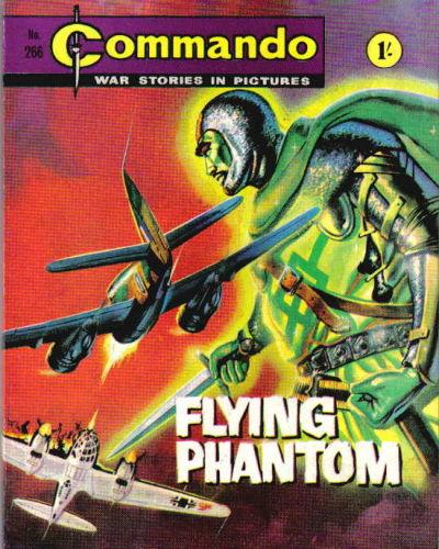 Cover for Commando (D.C. Thomson, 1961 series) #266