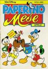 Cover for Paperino Mese (Arnoldo Mondadori Editore, 1986 series) #70