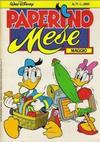 Cover for Paperino Mese (Arnoldo Mondadori Editore, 1986 series) #71