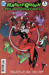 Cover Thumbnail for Harley Quinn 25th Anniversary Special (2017 series) #1 [Terry Dodson Cover]