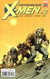 Cover Thumbnail for Astonishing X-Men (2017 series) #3 [Ed McGuinness]