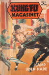 Cover for Kung-Fu magasinet (Interpresse, 1975 series) #14