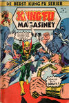 Cover for Kung-Fu magasinet (Interpresse, 1975 series) #19