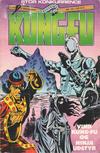 Cover for Kung-Fu magasinet (Interpresse, 1975 series) #101
