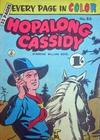 Cover for Hopalong Cassidy (K. G. Murray, 1954 series) #86