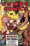 Cover for Jumbo Comics (H. John Edwards, 1950 ? series) #2