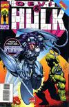 Cover for Devil & Hulk (Marvel Italia, 1994 series) #33