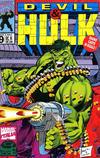 Cover for Devil & Hulk (Marvel Italia, 1994 series) #9