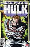 Cover for Devil & Hulk (Marvel Italia, 1994 series) #30
