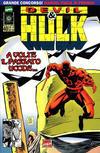 Cover for Devil & Hulk (Marvel Italia, 1994 series) #40