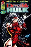 Cover for Devil & Hulk (Marvel Italia, 1994 series) #42