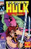 Cover for Devil & Hulk (Marvel Italia, 1994 series) #3