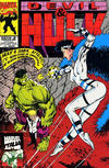 Cover for Devil & Hulk (Marvel Italia, 1994 series) #6