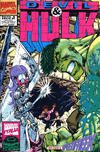 Cover for Devil & Hulk (Marvel Italia, 1994 series) #7