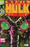 Cover for Devil & Hulk (Marvel Italia, 1994 series) #8