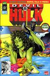 Cover for Devil & Hulk (Marvel Italia, 1994 series) #39