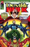 Cover for Devil & Hulk (Marvel Italia, 1994 series) #46