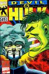 Cover for Devil & Hulk (Marvel Italia, 1994 series) #14