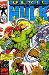Cover for Devil & Hulk (Marvel Italia, 1994 series) #17
