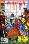 Cover for Devil & Hulk (Marvel Italia, 1994 series) #36