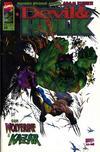 Cover for Devil & Hulk (Marvel Italia, 1994 series) #49