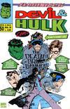 Cover for Devil & Hulk (Marvel Italia, 1994 series) #50