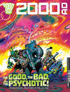 Cover for 2000 AD (Rebellion, 2001 series) #1960