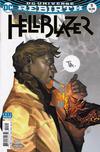 Cover for Hellblazer (DC, 2016 series) #11 [Yasmine Putri Cover]